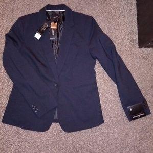 Women's Navy Blue Blazer
